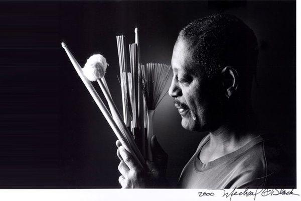 Photo of Drummer Victor Lewis