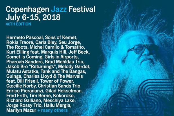Photo of Copenhagen Jazz Festival 2018 sajikan 1200 konser