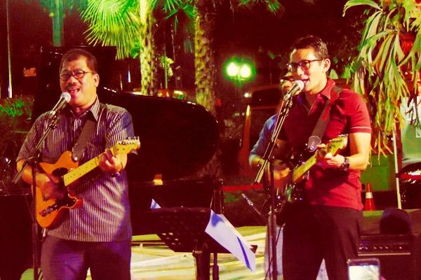 Photo of International Jazz Day 2018 di Balai Kota Jakarta