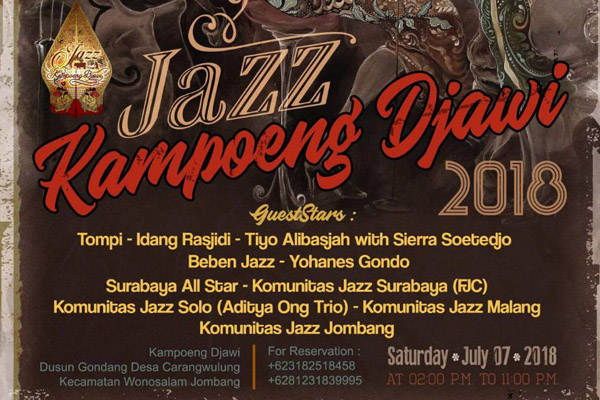 Photo of Wawancara dengan Rudy Ermawan – arsitek Jazz Kampoeng Djawi