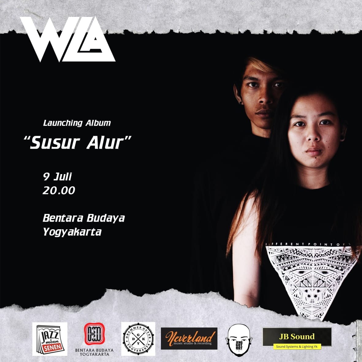 "Photo of WLA Rilis Album Perdana ""Susur Alur"""