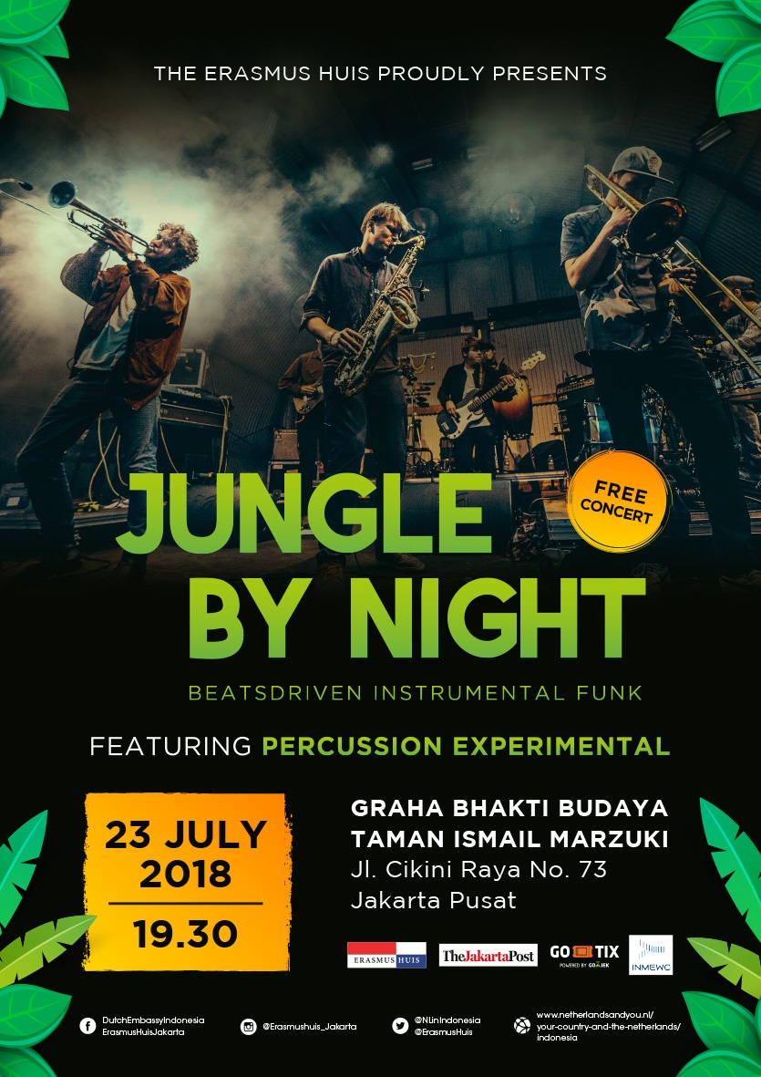 Photo of Jungle by Night dari Amsterdam Tour Indonesia