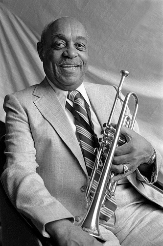 "Photo of Bennett Lester ""Benny"" Carter"