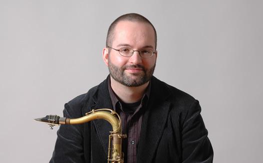Photo of Saksofonis Brian Patneaude