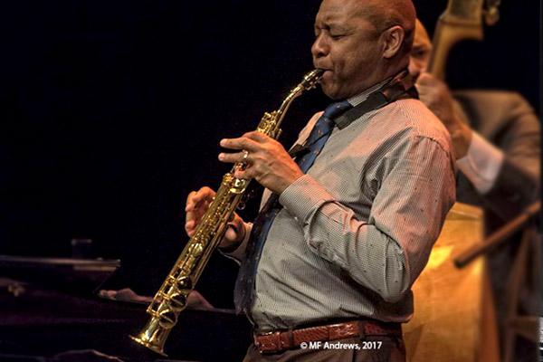 Photo of Saxophonis Branford Marsalis