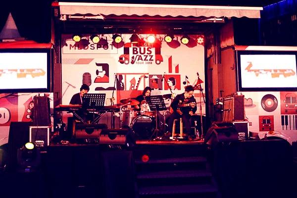 Photo of MLDSPOT STAGE BUS JAZZ TOUR 2018 kembali hadir 21 titik, di 20 kota Jawa, Sumatera, dan Lombok!