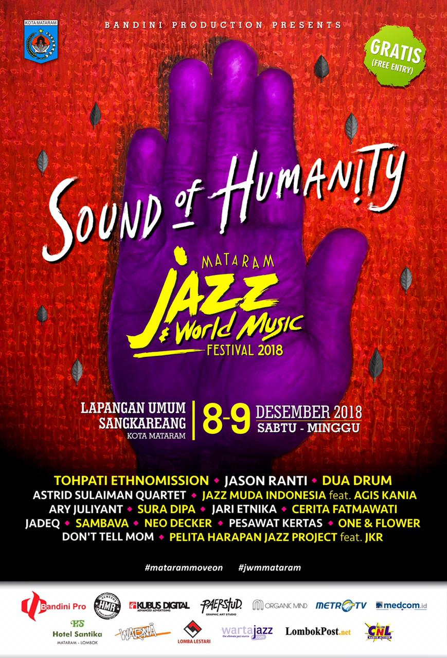 Photo of Sound of Humanity : Persembahan Jazz untuk Kemanusiaan