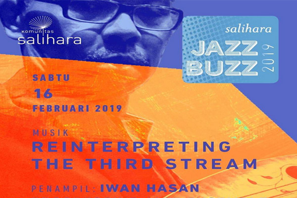 Photo of Iwan Hasan Progressive Jazz Ensemble: Reinterpreting The Third Stream