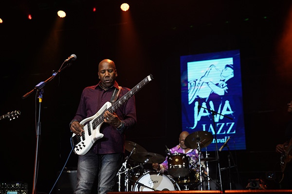 Photo of BNI Java Jazz Festival 2019 H.E.R, Moonchild dan Nathan East Band of Brothers