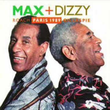 Photo of Max + Dizzy: Paris 1989