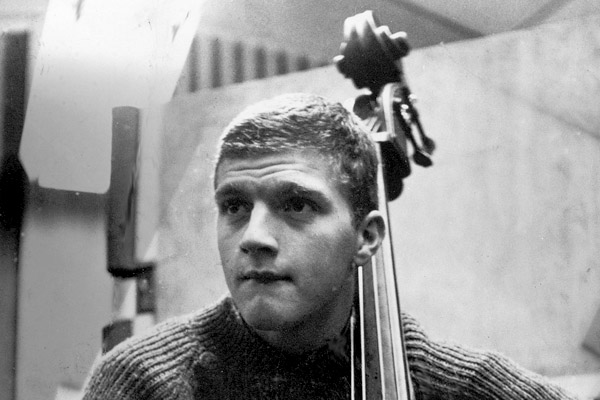 Photo of Scott LaFaro – Pemain double bass