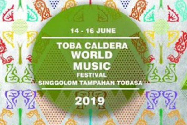 Photo of Gelaran Toba Caldera World Music Festival 2019 di Atas Bukit Singgolom