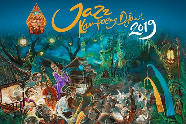 Photo of Jazz Kampoeng Djawi 2019: bertabur bintang mulai dari Tjut Nyak Deviana, Tompi hingga Idang Rasjidi