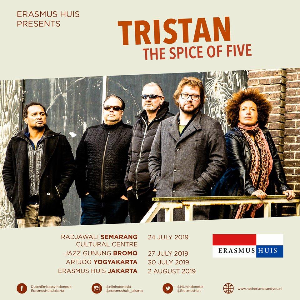 Photo of Tristan, Acid Jazz dari Belanda Tour Indonesia 2019