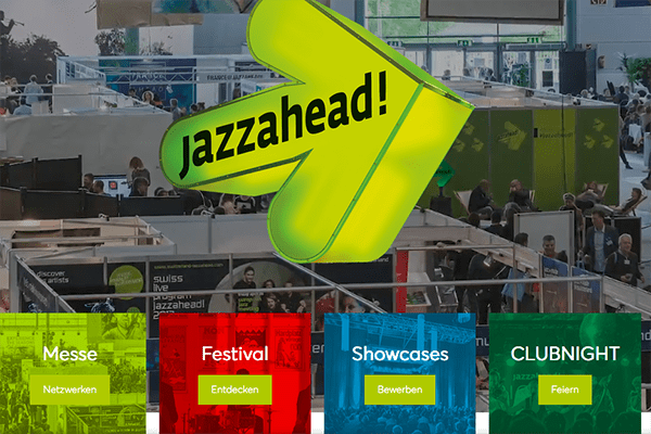 Photo of Pendaftaran showcase jazzahead! untuk tahun 2020 dibuka hari ini