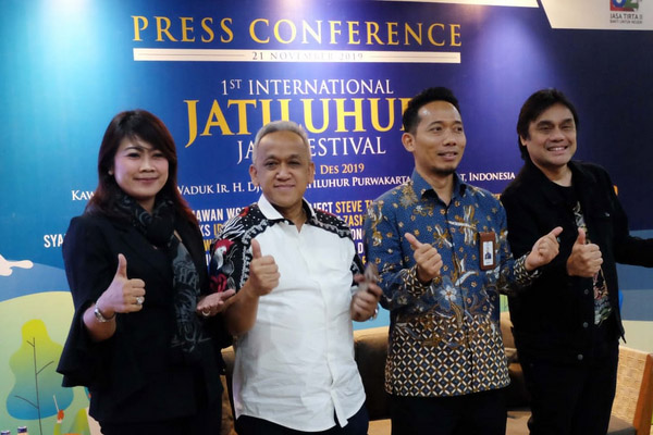 Photo of 1st International Jatiluhur Jazz Festival 2019 persembahan Jasa Tirta II