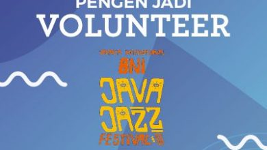 Photo of Peluang menjadi Volunteer WartaJazz di Java Jazz Festival 2020