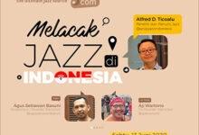 Photo of WartaJazz Talks #04: Melacak Jazz di Indonesia bersama Alfred D. Ticoalu