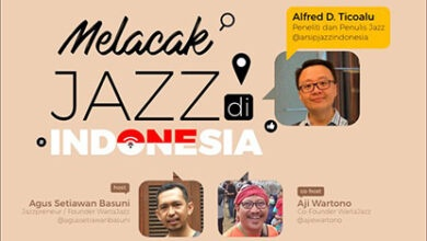 Photo of WartaJazz Talks #04: Melacak Jazz di Indonesia bersama Alfred D. Ticoalu