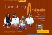 Photo of WartaJazz Talks #05: Launching Anuhyang bersama Trie Utami, Irianti Erningpraja, Pra Budidharma dan Uki Baz