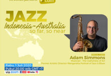 Photo of WartaJazz Talks #07 bersama Multi instrumentalis Adam Simmons (Australia)