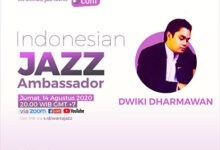 Photo of WartaJazz Talks #15 bersama Indonesian Jazz Ambassador, Dwiki Dharmawan
