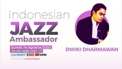 Photo of WartaJazz Talks #15 bersama Indonesian Jazz Ambassador, Dwiki Dharmawan