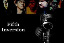 Photo of Devian dan Ade Irawan gawangi Fifth Inversion, rilis self titled album