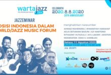 Photo of WartaJazz selenggarakan Jazzeminar Posisi Indonesia dalam World/Jazz Music Forum