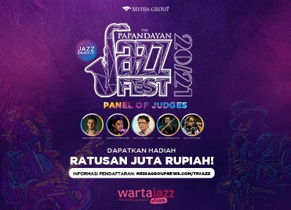 TPJF Online Jazz Competition 2021